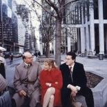 Craxi Stefania e Bobo. a New Yorktif
