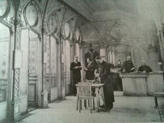 Stand di tiro del negozio Gastinne - Renette a Parigi