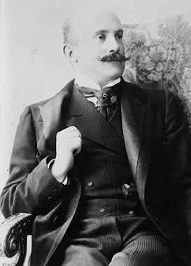 Il Ministro Caillaux