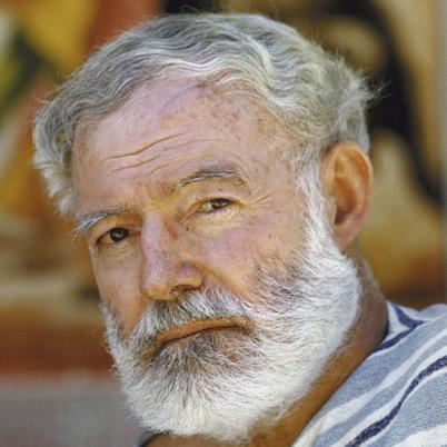 Della 'prima morte' di Ernest Hemingway e di altro ancora