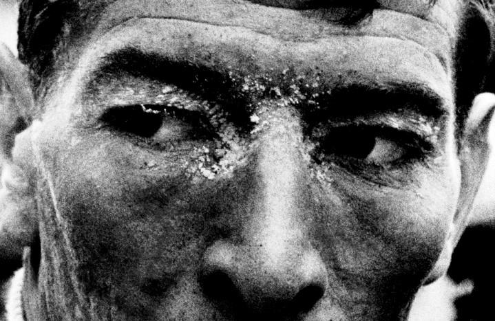 Felice Gimondi visto da Giorgio Lotti