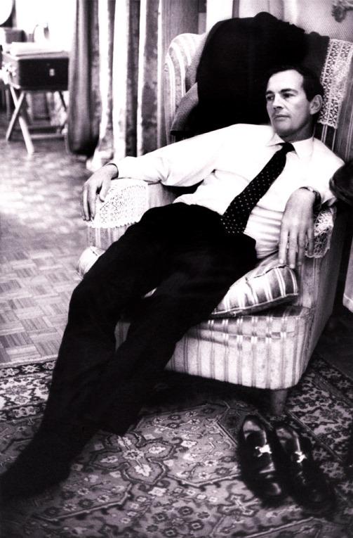 Christiaan Barnard visto da Giorgio Lotti