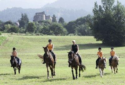 Col cavallo nel Bel Paese e altrove