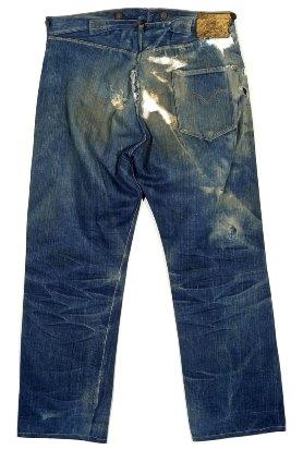 Jeans, primo ed ultimo feticcio