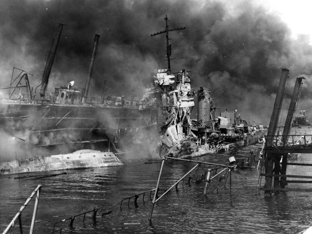 11 dicembre 1941, Germania e Italia dichiarano guerra agli USA