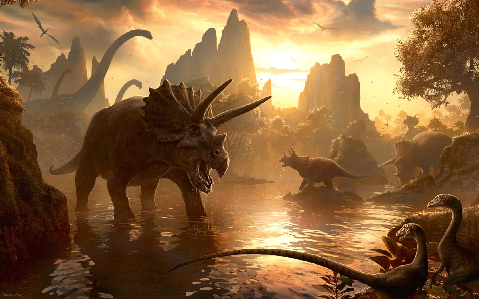"I dinosauri e la ""materia oscura"""