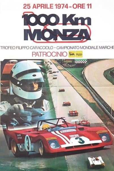 La 1000 Km di Monza