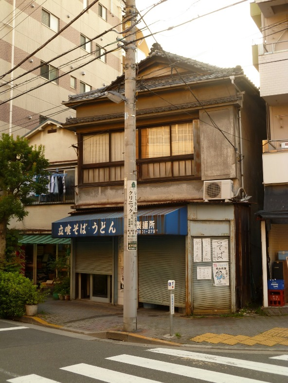 Alla ricerca della Tokyo perduta