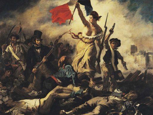 Le rivoluzioni sono un necessario e tassativo effetto, una dovuta e imprescindibile conseguenza del progresso!