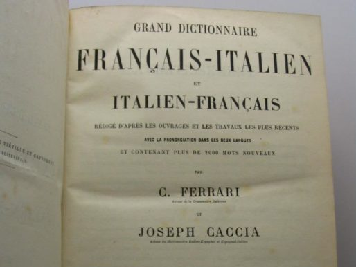Quando si studiava il francese