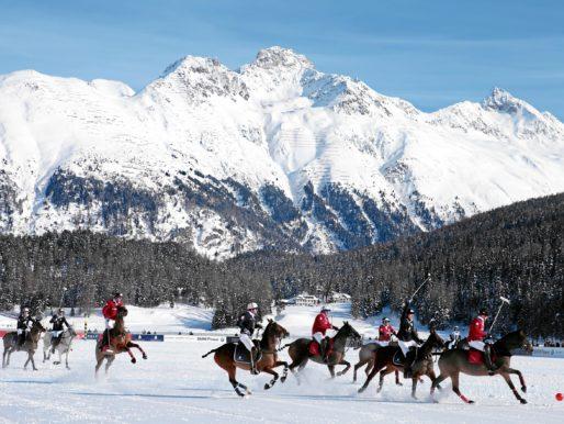 Sankt Moritz,  il Paradiso degli sport invernali
