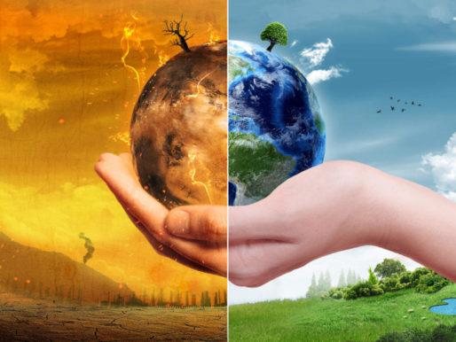 Riscaldamento del pianeta Terra e Inquinamento antropico
