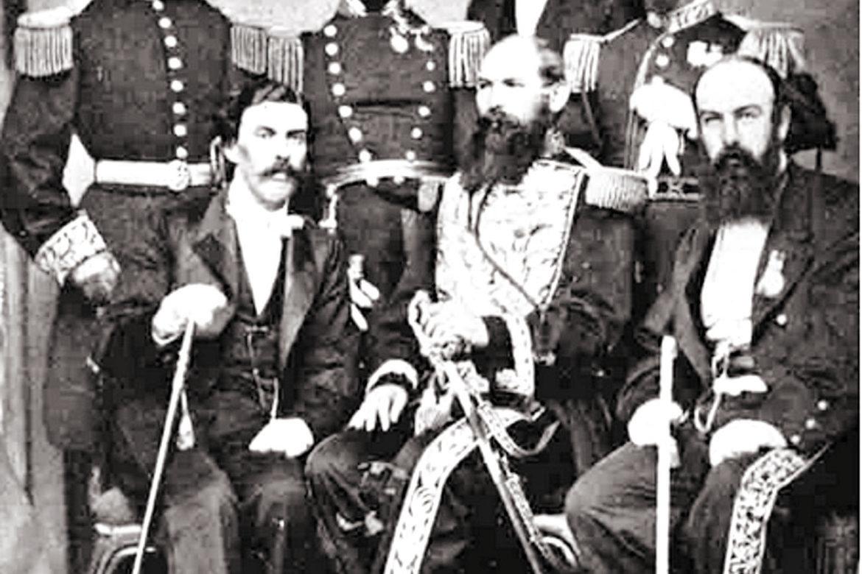 Un 'barbaro' a Oruro