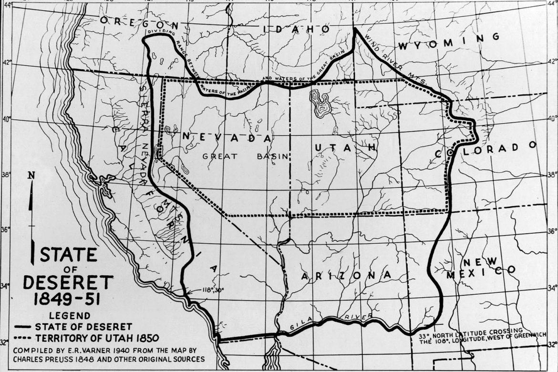 Zion e Deseret State