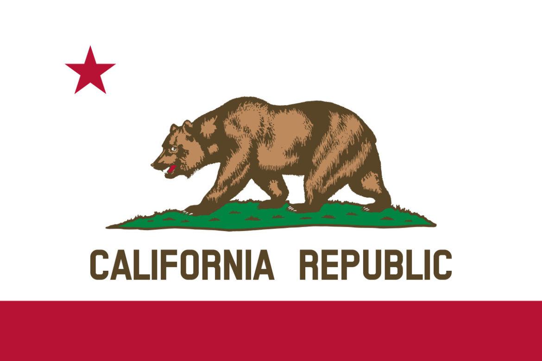 California (Yes?)