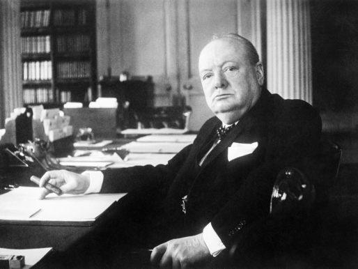 Il 'Maestro' di Churchill (e di Stevenson?!)